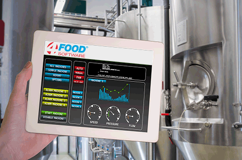 Software for food industry